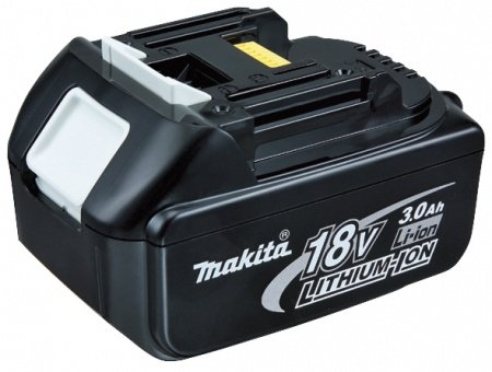 Makita akumulators 18 V 3,0 Ah BL1830