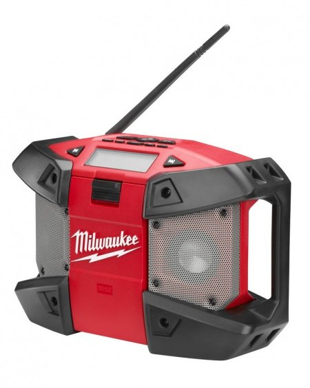 Milwaukee akumulatora radio C12 JSR-0