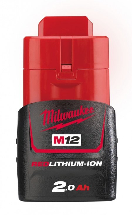 Milwaukee akumulators 12 V 2,0 Ah M12 B2